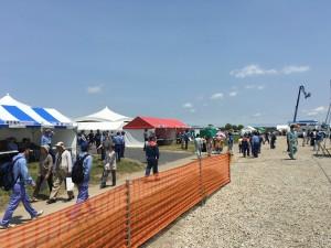 第65回利根川水系連合総合水防演習